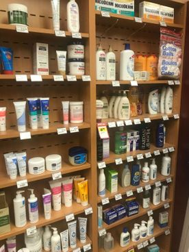 products shelf 2